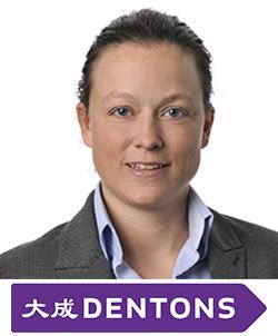 Justine van Lochem auteur Dentons