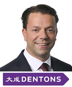 Marcel Janssen auteur Dentons