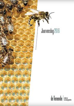 cover jaarverslag de Vereende 2016